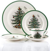 Spode Christmas Tree 5 Piece Place Setting