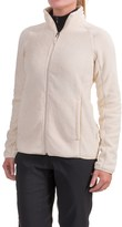White Sierra Homewood Fleece Jacket (For Women)