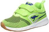 KangaROOS Unisex Kids' Ron I V Slippers green Size: 1.5