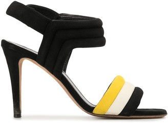 Céline Pre-Owned Pre-Owned 100mm Padded Sandals