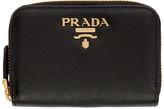 Prada Black Mini Wallet