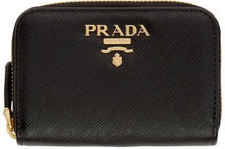 Prada Black Mini Wallet