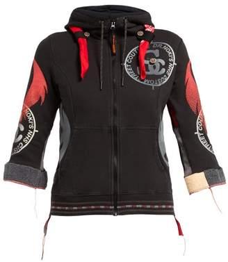 Couture Noki - Customised Street Hooded Sweatshirt - Womens - Multi