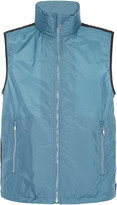Prada Piped Shell Vest