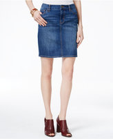 Tommy Hilfiger Medium Wash Denim Skirt