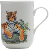 Maxwell & Williams Cashmere Animals of the World 300ml Tiger Mug Gift Boxed