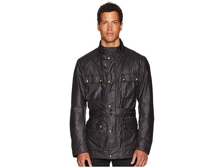 Belstaff Roadmaster Signature 6oz. Waxed Cotton Jacket