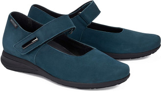 Mephisto Nyna Leather Flat