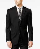 MICHAEL Michael Kors Mens Wool Notch Lapel Two-Button Blazer