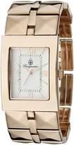 Burgmeister Women's BM501-418 Venus Quartz movement Watch
