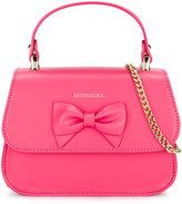 MonnaLisa bow detail shoulder bag