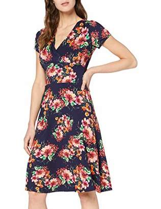 Joe Browns Women's Floral Wrap Jersey Dress A, Size:UK
