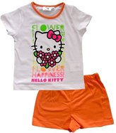 Hello Kitty Girls Pajama Set/pajams/shortama/pjs