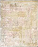 Christopher Guy Mirage Shale Hand-Knotted Rug, 9' x 12'