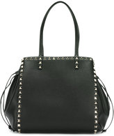 Valentino Rockstud tote - women - Calf Leather - One Size