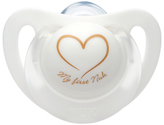 NUK Genius Size 1 Soother, Pack of 2, White