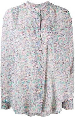 Etoile Isabel Marant Floral-Print Blouse