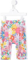 Stella McCartney floral print leggings - kids - Cotton - 9 mth