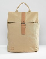 Mi-Pac Canvas Day Pack Backpack Sand