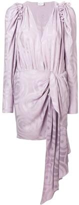 Magda Butrym Asymmetric Mini Dress