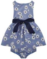 Polo Ralph Lauren Floral Print A-Line Dress