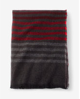 Express Ombre Stripe Scarf