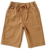 7 For All Mankind Big Boys 8-20 Athletic Woven Shorts