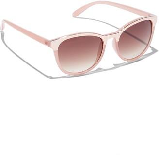 New York & Co. Metal-Rim Sunglasses