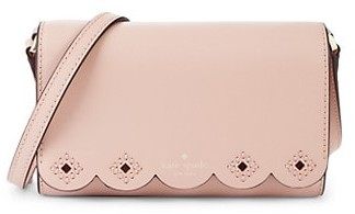 Kate Spade Addison Leather Wallet-On-Chain