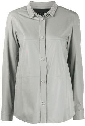 Fabiana Filippi panelled shirt