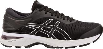 Asics Gel Kayano 25 Mens Running Shoes Black / White US 7