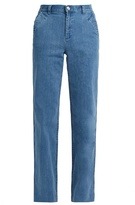 A.P.C. America high-waisted wide-leg jeans