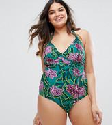 Junarose Floral Swimsuit