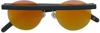 Han Kjobenhavn Acetate Straight Bridge Sunglasses