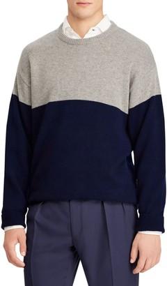 Ralph Lauren Cashmere Jersey Sweater