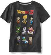 Old Navy Dragon Ball Z Graphic Tee for Boys