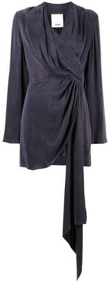 Acler Martin wrap dress