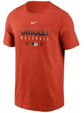 Nike Baltimore Orioles Men's Early Work Dri-Fit T-Shirt