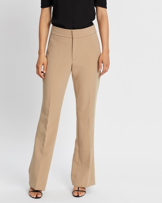 Banana Republic High-Rise Flare Pants