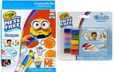 Crayola Despicable Me Color Wonder Stamper Kit & 10-Ct. Mini Markers