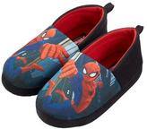 Spiderman Boys' Terry-Lined Slipper