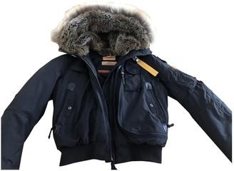 Parajumpers Black Coat for Women