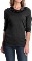 Carve Designs Cortez Shirt - Cowl Neck, Long Sleeve(For Women)