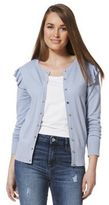 F&F Frill Trim Cardigan with As New Technology, Women's
