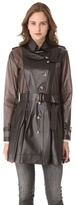 Tribeca One by terra Trench Coat