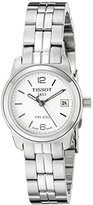 Tissot Women's T0492101101700 Analog Display Swiss Quartz Silver Watch