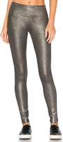 Vimmia Metallic Leggings in Charcoal. - size S (also in XS)