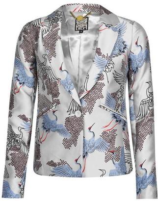 Biba Crane Jacquard Jacket