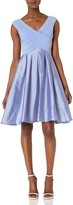 Thumbnail for your product : Adrianna Papell Women's Tafetta Fit and Flare Dress
