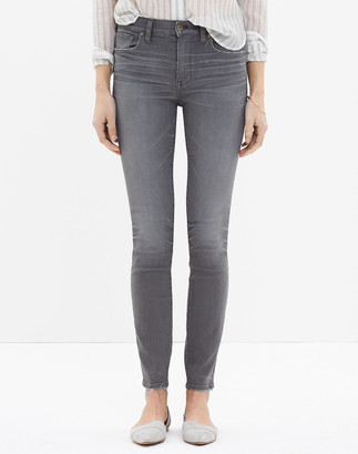 """Madewell 9"""" High-Rise Skinny Jeans in Dusty Wash"""
